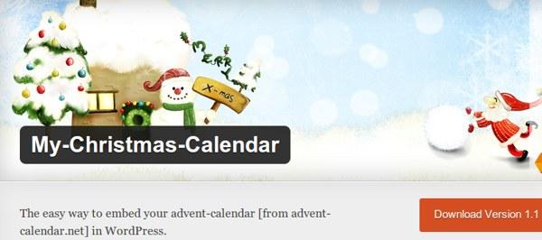 My-Christmas-Calendar