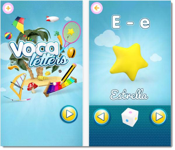 Voca Letters