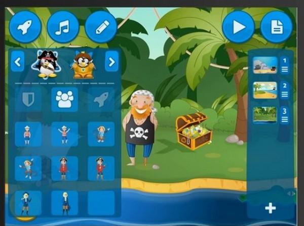 CreAPPcuentos, nueva aplicación para crear historias desde tabletas