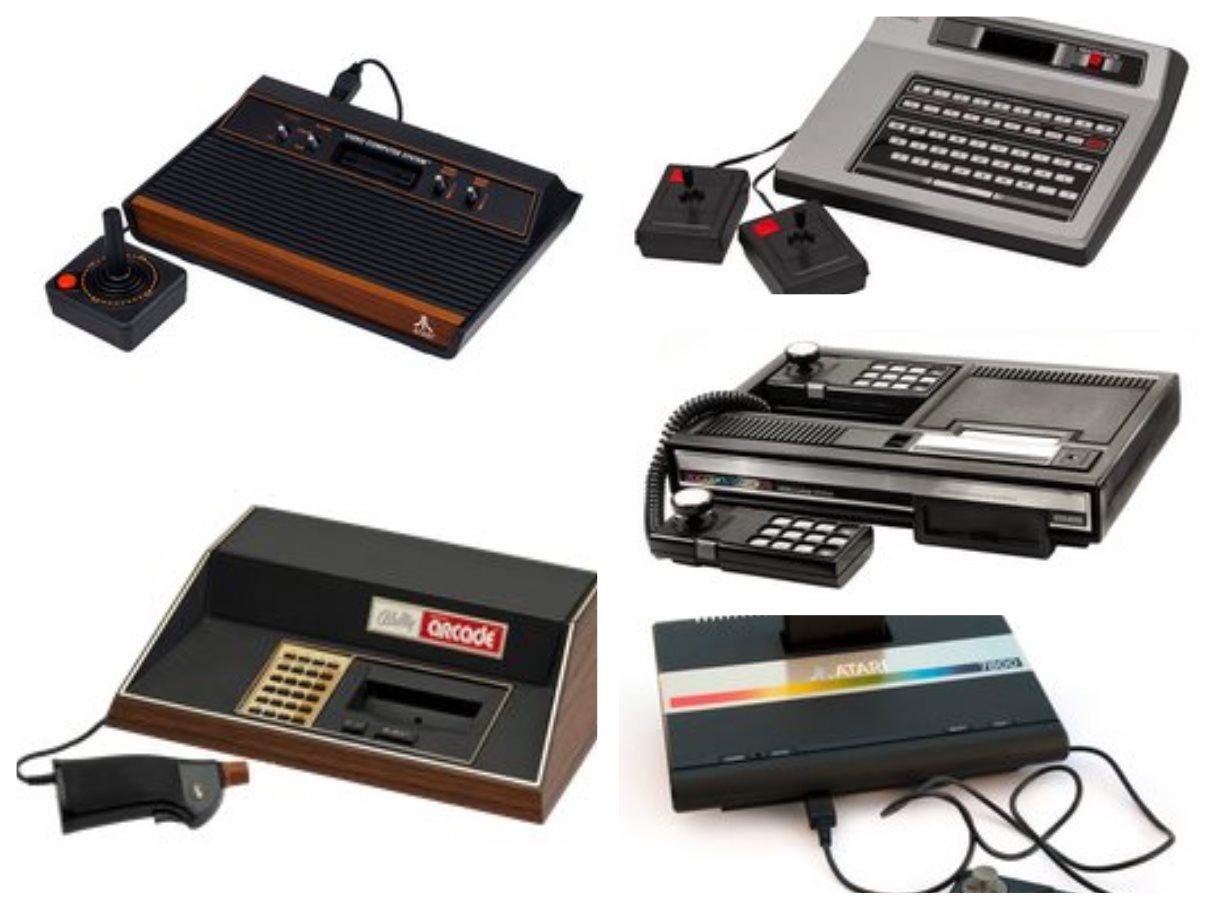 Juegos clásicos de consolas del siglo XX ahora en la web