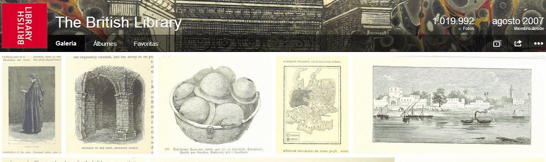 La British Library pone a nuestra disposición 1.000.000 de imágenes para utilizarlas libremente