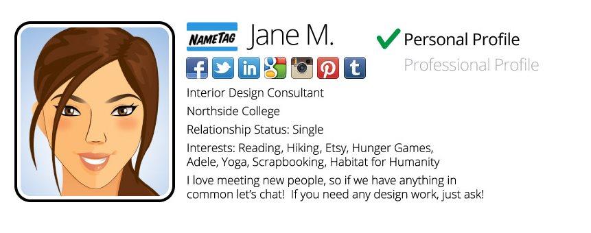NameTag, reconocimiento facial con Google Glass