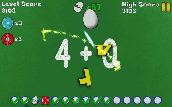 math slicer fruit ninja matematicas