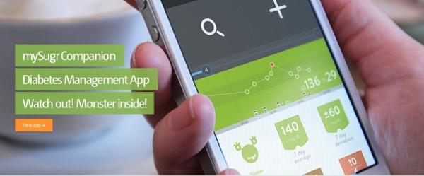 mysugr diabetes app