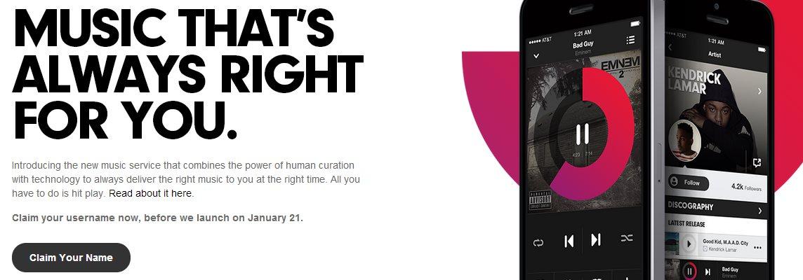 BeatsMusic estrena servicio de música en streaming basado en nuestro estado de ánimo