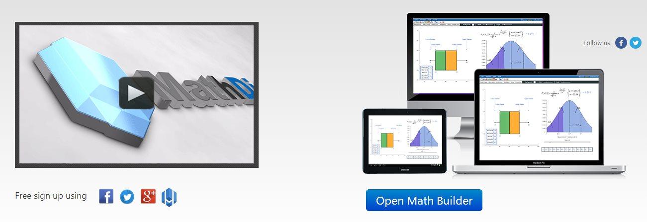 MathDisk, para crear modelos matemáticos y hojas de estudio online
