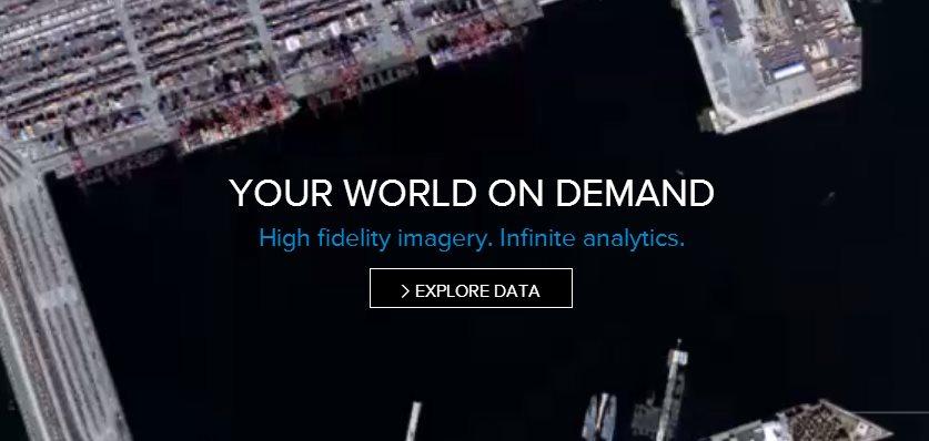 Nuevos vídeos HD de la Tierra grabados desde el espacio