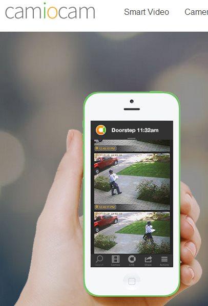 CamioCam, transforma nuestra webcam o teléfono en un sistema de detección de movimiento