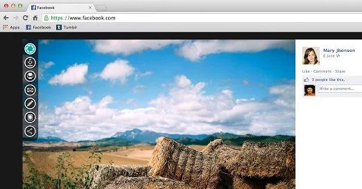 "Photon – Extensión de Chrome para editar ""a lo Instagram"" las fotos de Facebook"