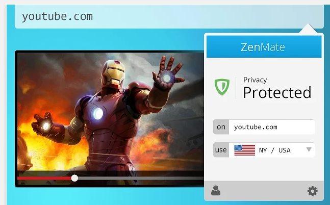 ZenMate, extensión para acceder a sitios de otros países, llega al millón de usuarios