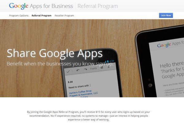 Google Apps Para Negocios