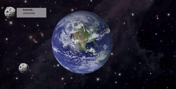 Concurso de la NASA para que programadores ayuden a detectar asteroides