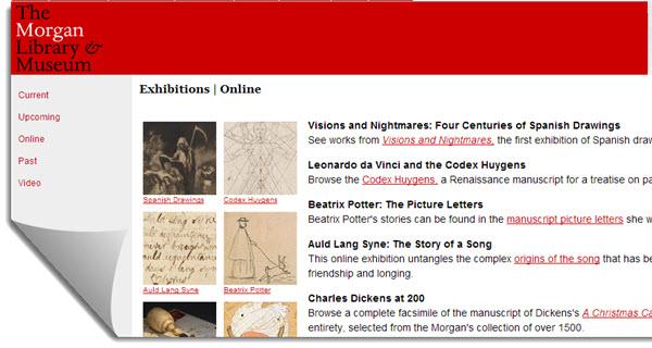 exposiciones online