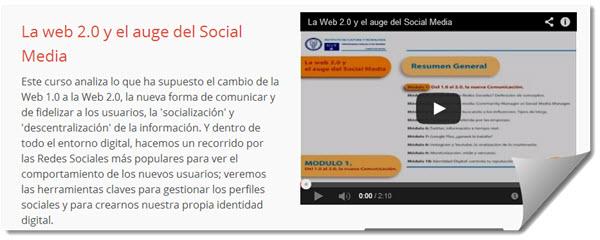 Curso sobre Social Media