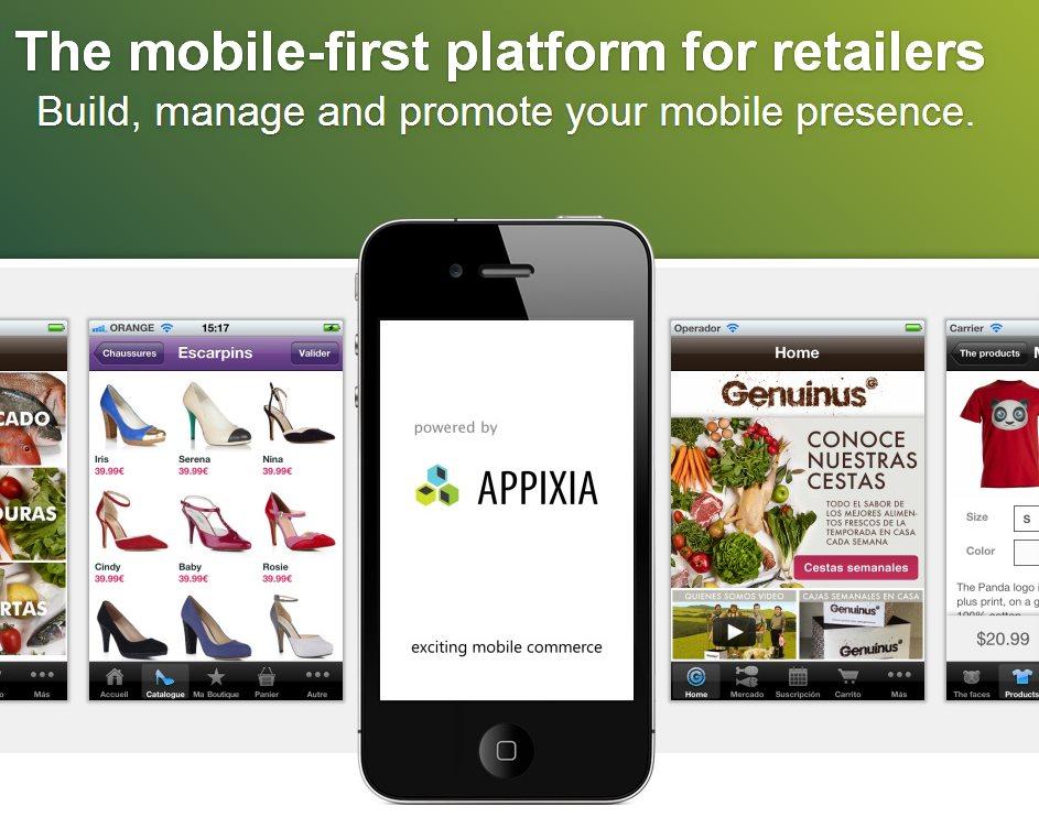Wix, para crear sitios web, compra Appixia, para crear apps