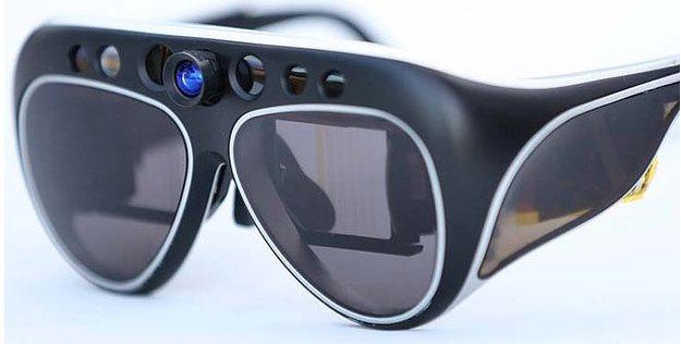 MetaSpace Glasses, ¿el futuro de la realidad aumentada, a lo Iron Man?