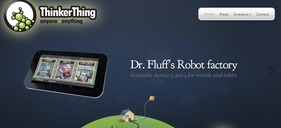 ThinkerThing, para que los niños creen juguetes y los impriman en 3D