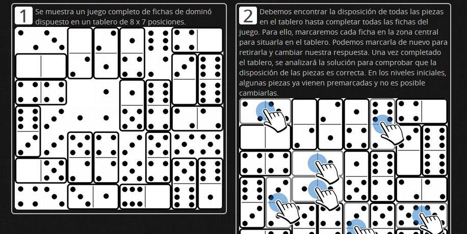 ciplayer, una colección de juegos online de entrenamiento mental