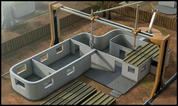 Comienzan los trabajos para la primera casa construida con impresión 3D