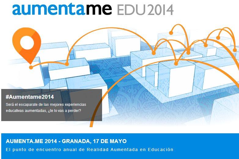 Realidad Aumentada en Educación, nuevo evento en España