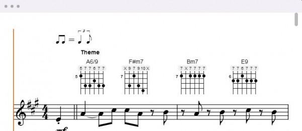 partituras