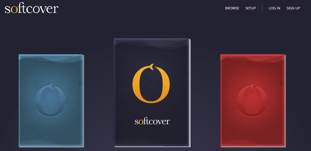Softcover, nueva plataforma de publicación para autores técnicos