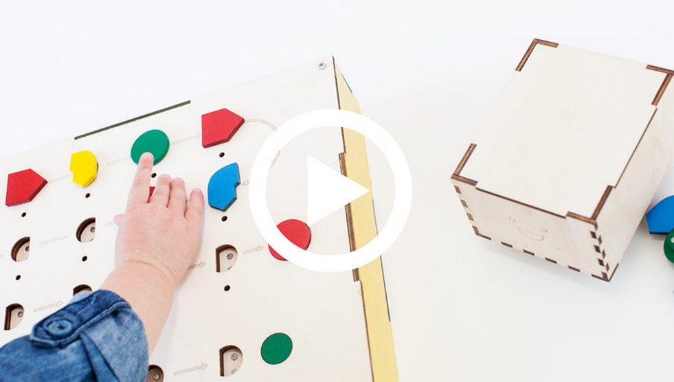 "Primo, un ""juguete"" para enseñar programación a niños a partir de 3 años"