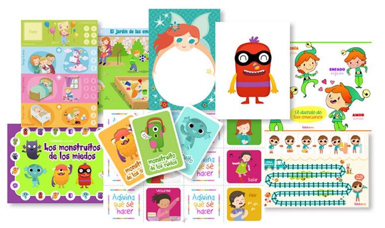 Edúkame lanza una revista digital de educación infantil