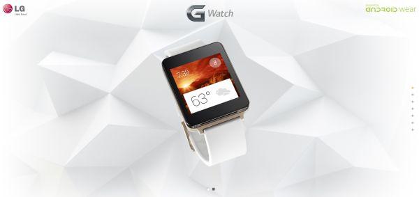 G Watch