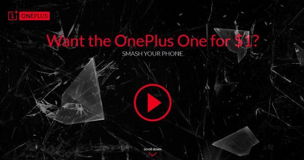 Campaña de OnePlus One