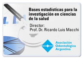 Bases estadísticas para la investigación en ciencias de la salud