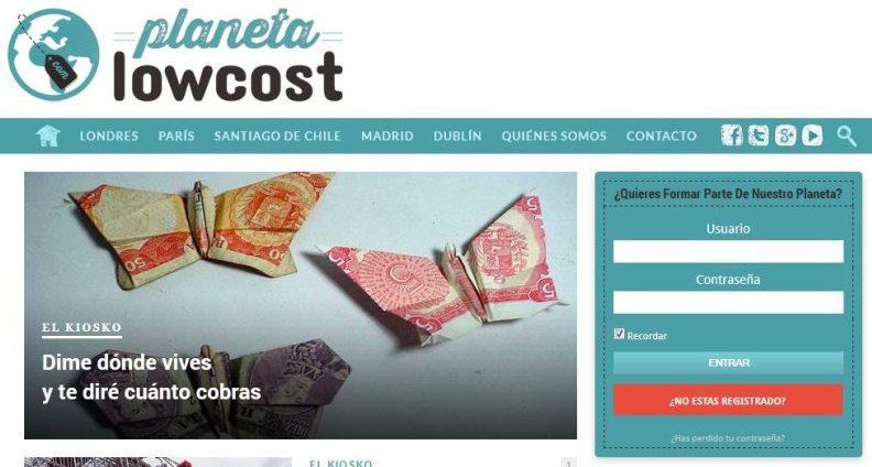 Planeta LowCost, recomendaciones para los que quieren salir de España