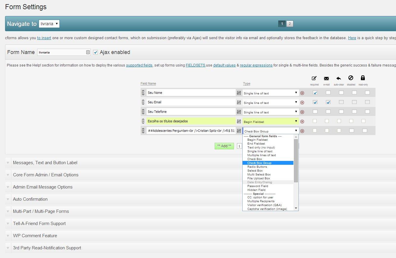 Los mejores plugins gratuitos de formularios para WordPress