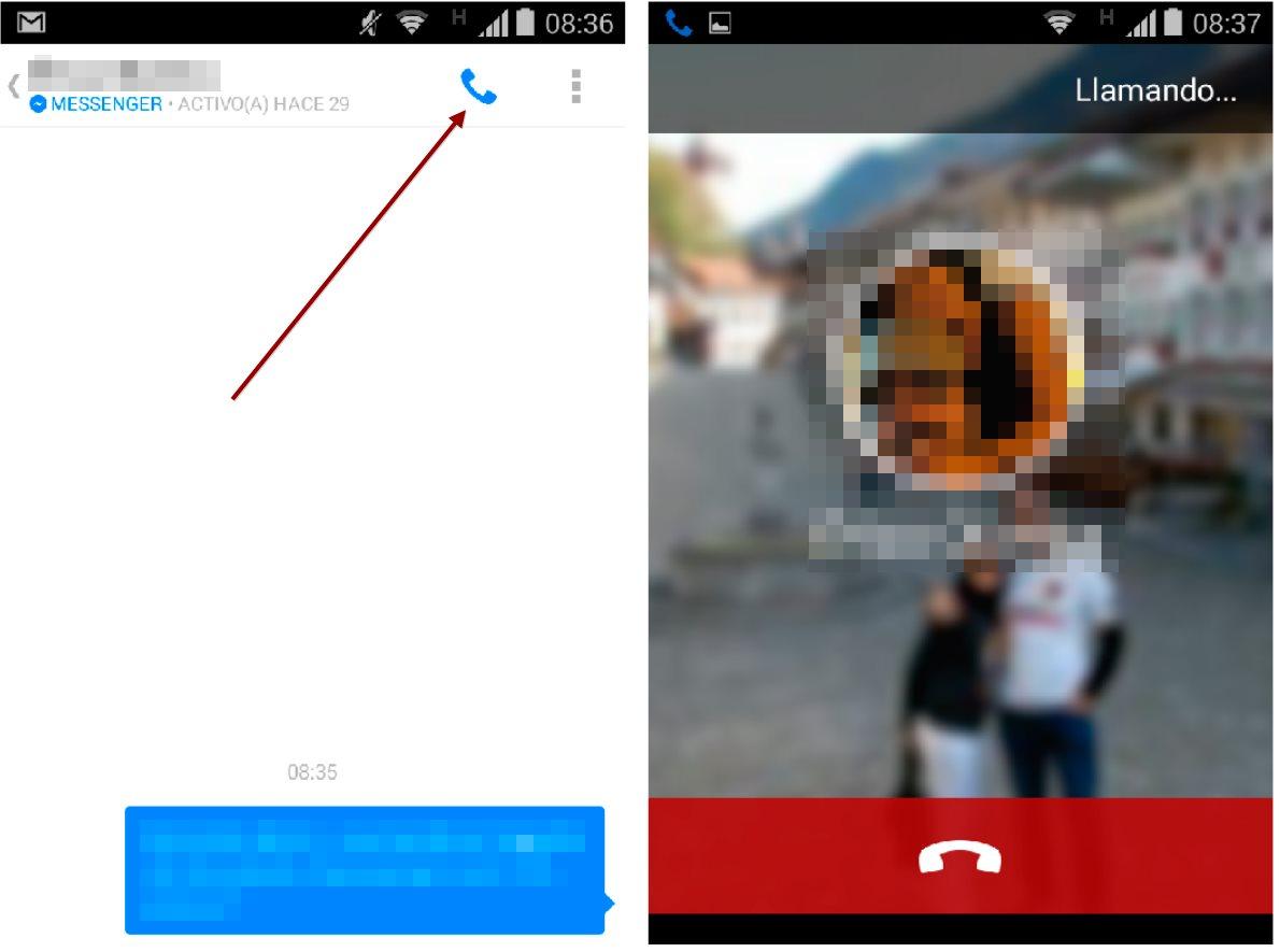 Nuevo Facebook Messenger permite llamadas gratuitas entre usuarios
