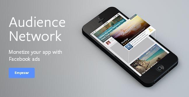 Facebook Audience Network, la nueva red de publicidad móvil de Facebook