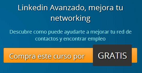 """Curso online gratuito de """"Linkedin Avanzado"""""""