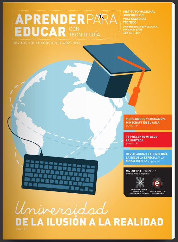 Aprender para Educar – Nuevo número gratuito de esta revista digital para profesores y alumnos