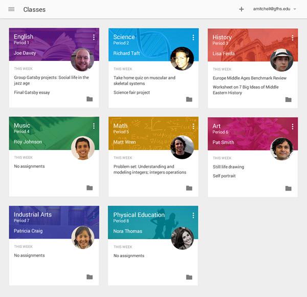Google anuncia Classroom, una nueva herramienta gratuita para educadores