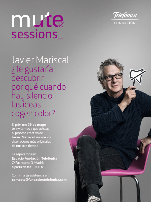 Invitacion MUTE Session Mariscal