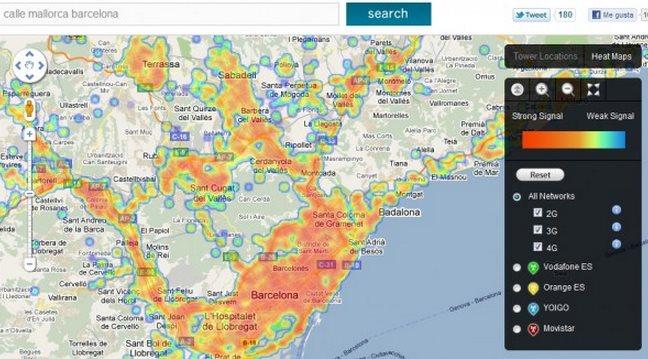 Algunos mapas en la web que tienes que conocer
