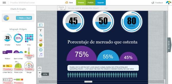 infografias visme
