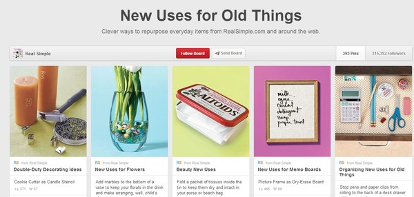 realsimple pinterest