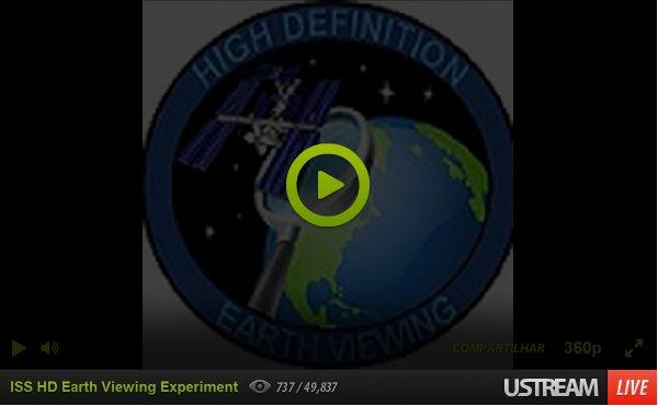 Streaming de la Tierra desde la Estación Espacial Internacional
