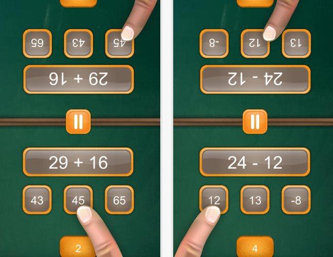 4 aplicaciones móviles de matemáticas para niños