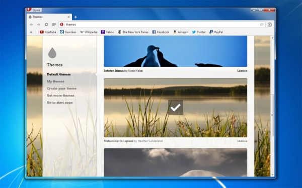 Opera 22 Windows
