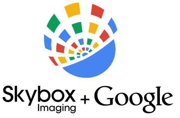 Skybox Imaging +  Google