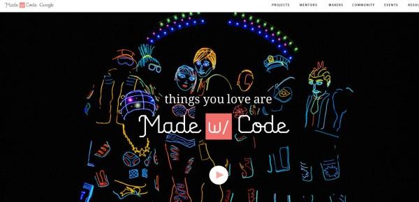proyecto de google para animar a las mujeres a programar