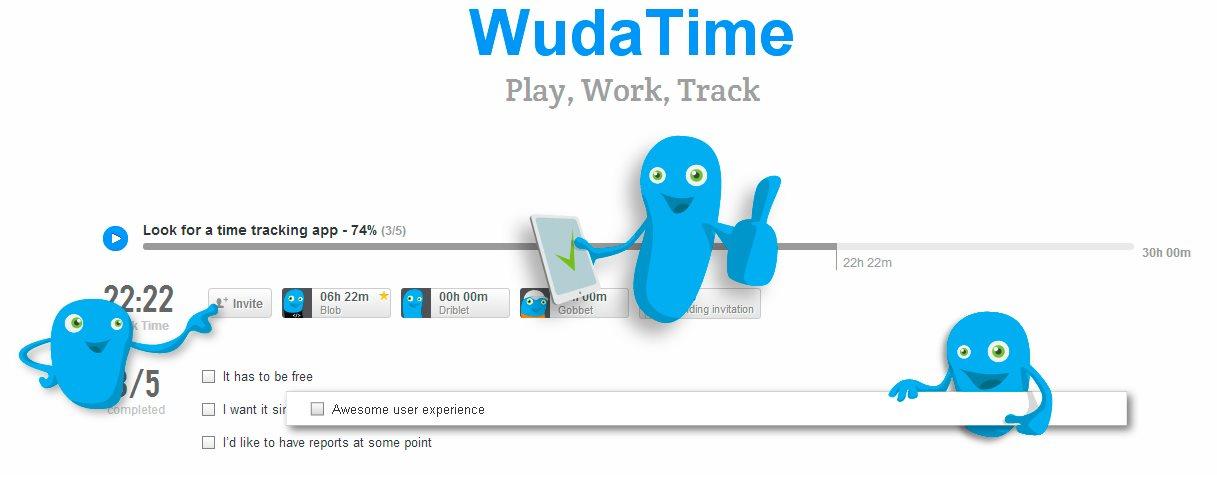 wudatime, una nueva forma de gestionar el tiempo de nuestros proyectos