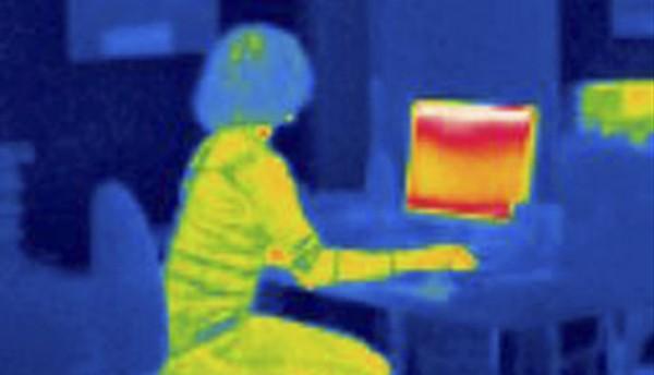 imagen infrarrojo
