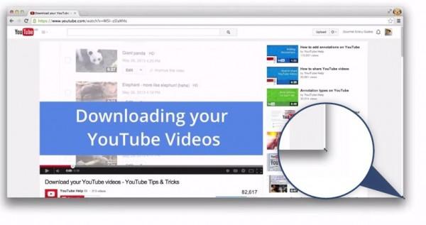 reproductor de video responsive youtube